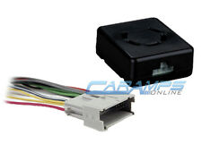 NEW CAR STEREO REPLACEMENT FACTORY INTERFACE MODULE WIRING HARNESS ADAPTER PLUG