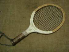 Vintage Racquet Ball Racket Antique Sports Tennis 6258