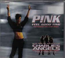 Pink-Feel Good Time Promo cd single