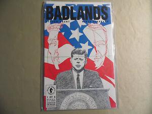 Badlands #1 (Dark Horse 1991) Free Domestic Shipping