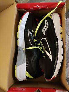 Saucony Valor Stability Men's Running Shoe  9.5 New & Box. Guide  /  Hurricane