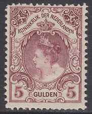 NVPH 079: 5 GLD Koningin Wilhelmina 1899-1905 postfris (MNH)