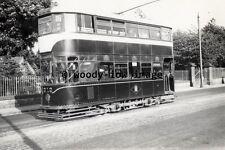 a0361 - Edinburgh Tram 212 to Granton - photograph
