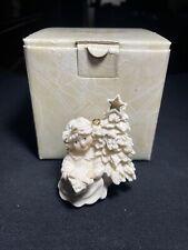 Giuseppe Armani Christmas Eve Little Girl Ornament 1998