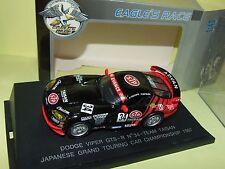 DODGE VIPER GTS N°38 JAPONAISE GT CHAMPIONSHIP 1997 UNIVERSAL HOBBIES 1:43