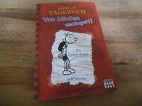 Kinder Jeff Kinney - Gregs Tagebuch : Von Idioten umzingelt (218 s.) BAUMHAUS