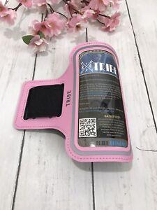 Tribe Pink Arm Band Gym Arm Phone Holder
