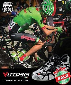 Vittoria Ikon Cycling Shoes (white) - size: 39