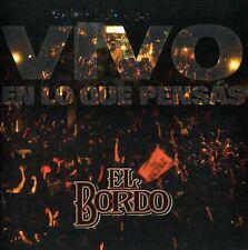 El Bordo, Bordo El - Vivo en Lo Que Pensas [New CD]