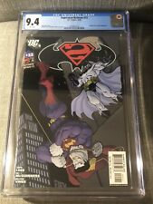 Superman/Batman #22 CGC 9.4 1st continuity appearance Batman Beyond DC Comics NM
