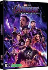 AVENGERS ENDGAME DVD  COFFRET  NEUF SOUS BLISTER
