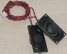 2 Lautsprecher Speaker Hanns G HannsG Hanns.G HSG1064 HH251HPBREN2V HH251HPB