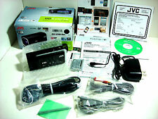 NEW JVC GZ-VX815BU 12.8 Megapixel 1080p HD LIVE MONITORING / TOUCH / WiFi