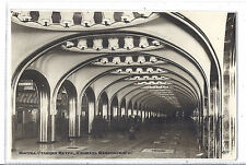 1950 Russia RPPC Moscow Metro / Subway to DC w/ 1410, 1381, 735*