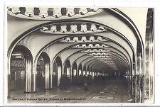 1950 Russia RPPC Moscow Metro / Subway to DC w/ 1410, 1381, 735*