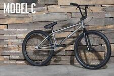 *2017 Sunday Model C* 24' Cruiser BMX Bike* Chrome and Black* ONE WEEK SALE