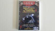 QUELLA VILLA ACCANTO AL CIMITERO DVD NEW NUOVO  8032442203758