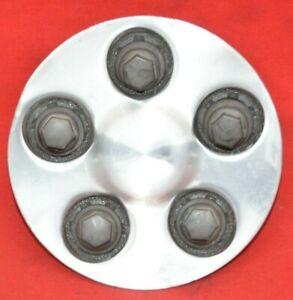 00-02 Saturn L Series L200 Machined Wheel Center Cap 90539608 SA10 Factory OEM