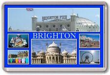 FRIDGE MAGNET - BRIGHTON - Large - East Sussex TOURIST