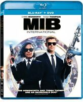 MIB (Men In Black) International on Blu-Ray and DVD