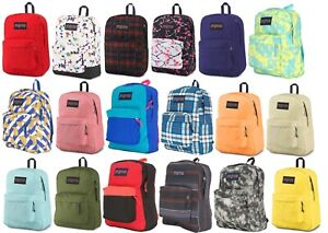 JanSport JS00TWK8 Women's Men's Superbreak Backpack 1550 Cubic Inches / 25 L