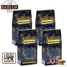 Magic Nights Black Ceylon Tea  Loose Leaf 4 X 100g Basilur