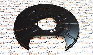 """Opel Insignia 17"""" Trasero RHS Disco de Freno Escudo 20941794 Nueva Original"""