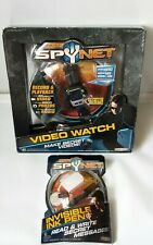 Spy Net Secret Mission Video Watch and Spy Net Invisible Ink Pen