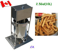 Brand New 10L Commercial Churros Making Machine Canada Stock