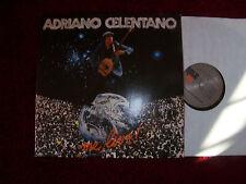 Adriano Celentano - me, live !      Top German Ariola  D-LP