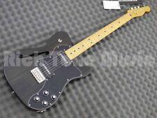 Fender Modern Player Telecaster Thinline Deluxe Blktrans 0241202539