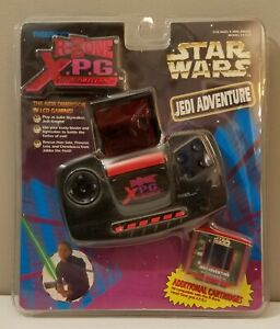 RARE Tiger R-Zone XPG NEW in Package with Jedi Adventure