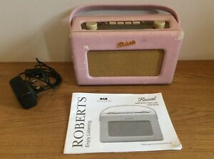 PINK Roberts Dab Padio RD-60 with PSU and Instructions Ship Worldwide