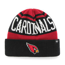 wholesale dealer 0c01c c7e1c Arizona Cardinals 47 BRAND Knit Hat Beanie Rift Cuff