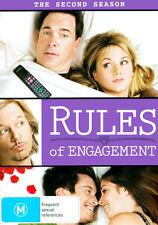 Rules of Engagement: Season 2 * NEW DVD * (Region 4 Australia)