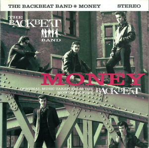 """The Backbeat Band – Money. 10"""". Mint. Dave Grohl, Thurston Moore."""