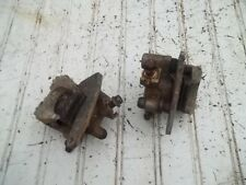 1993 YAMAHA WARRIOR 350 FRONT BRAKE CALIPERS