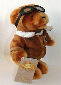 Flight Teddy SInging & Dancing Bear - 100th Anniversary Wright Brothers 2003