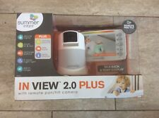 Summer Infant In View 2.0 Plus Video Monitor New Sealed