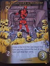 2015 Upper Deck Marvel 3D Legendary Hey, Can I Get a Do-Over? Deadpool NM-Mint
