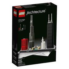 NEW IN BOX LEGO Architecture Chicago 21033 Skyline Building Blocks Set SEALED