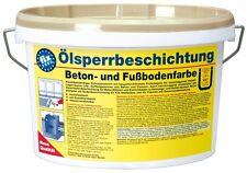 (8,84€/L) Pufas fix 2000 Ölsperrbeschichtung Betonfarbe Fußbodenfarbe grau  2,5l