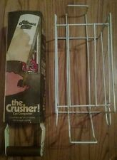 The Crusher! Can Compactor AND Can Dispenser