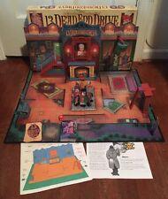 Vintage 1993 13 Dead End Drive Milton Bradley Board Game Almost Complete