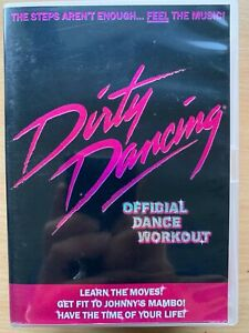 Dirty Dancing Official Dance Workout DVD Exercise / Fitness Routine
