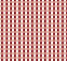 Table Protector Red Gingham (149cm wide)