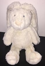 Jellycat White BASHFUL BUNNY Rabbit Medium Comforter Plush Soft Baby Toy Easter