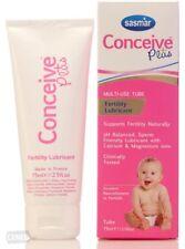Conceive Plus Fertility Lubricant 75ml multi-use tube UK PHARMACY STOCK