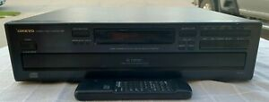 Onkyo DX-C211 5 Disc CD Player Fully Working w/ Remote Excellent Condition