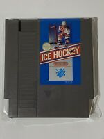 🔥100% WORKING NINTENDO NES CLASSIC Game Cartridge🔥 SUPER FUN🔥 ICE HOCKEY 🔥